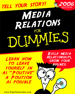 Media Training for Dummies
